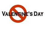 No Valentines Day T-Shirts