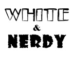 White & Nerdy T-Shirts