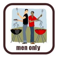 MEN ONLY