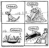 Piddle, Puddle...