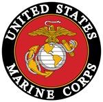USMC emblem e4