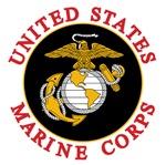 USMC emblem e9