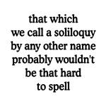 Spell Soliloquy