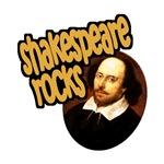 Shakespeare Rocks