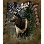 Elk Flag