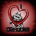 I love Dragons