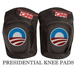CNN Presidential Knee Pad T-Shirt