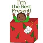 Christmas Present Baby