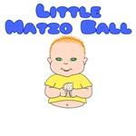 Little Matzo Ball Cracker Baby