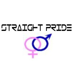 GREAT TO BE STRAIGHT