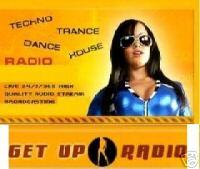 GET UP RADIO INTERNET RADIO STATION
