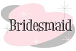 Bridesmaid t-shirts & gifts