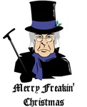 Merry Freakin Christmas t-shirts & gifts