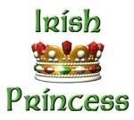 Irish Princess t-shirts & gifts
