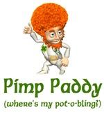 Pimp Paddy t-shirts
