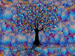 Colorful Tree of Life