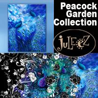 Juleez Peacock Theme Collection