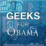 Geeks for Obama Circuitboard Design