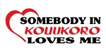 Somebody in Koulikoro loves me