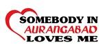 Somebody in Aurangabad loves me
