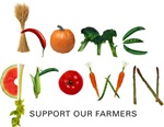 Home Grown. Support our Farmers