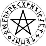Rune Pentacle Shield