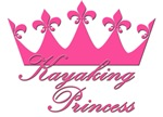 Kayaking Princess - Pink