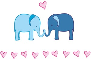 BIG LOVE ELEPHANTS