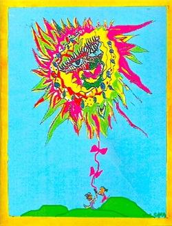 Flying the Sun Kite