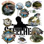 Fishing design Merchandise