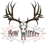 Bow hunting,deer skull