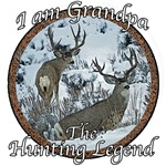 Grandpa the hunting legend