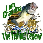 Grandpa the Bass fishing legend