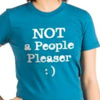 Not a People Pleaser