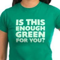 Enough Green?