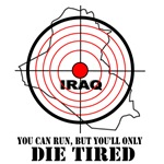 You Can Run, But You'll Only Die Tired