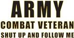 Army - Combat Veteran 1