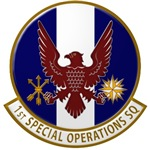 Air Force - 1st Special Operations Squadron