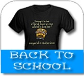 Back to School T-shirts & Gifts
