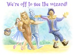 Off to see the wizard