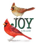 Holiday Cardinals