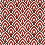 Red Modern Tiles