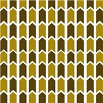 Shaded Green Checkered Rivets