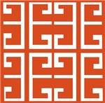 Dark Orange Tile