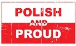 Polish and Proud T-shirts. Polish and Proud Vintag