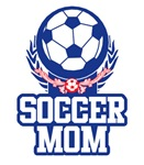 Soccer Mom T-shirts. Wear the Soccer dad t-shirts