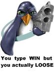 Linux warrior