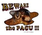 Beware the Pacu!