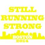 Still Running Strong Boston 2014