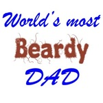 Beard Dad Father's Day